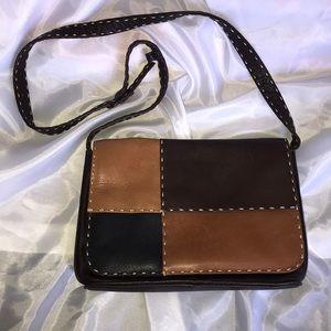Handbags - Leather American Angel crossbody purse